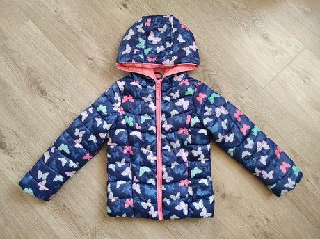 Курточка демисезонная Cool Club для девочки 4-5 лет