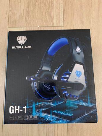 Słuchawki gamingowe BUTFULAKE GH-1 przewodowe