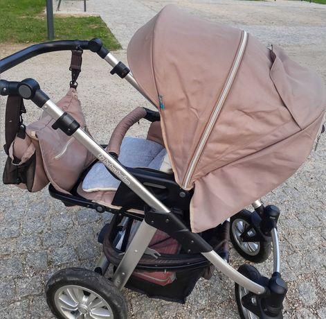 Wózek Baby design Lupo 2w1