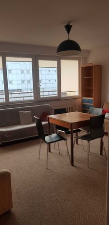 Mieszkanie 54 m 2 pokoje z balkonem ścisłe centrum umeblowane