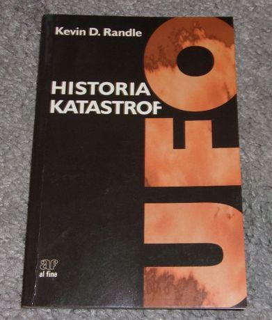 Historia Katastrof UFO - Kevin D. Randle