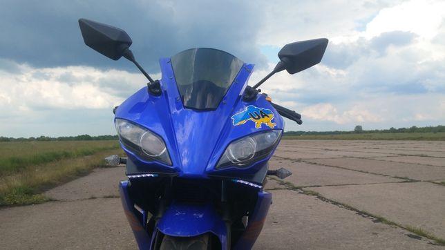 Мотоцикл Вайпер Р1  Viper r1
