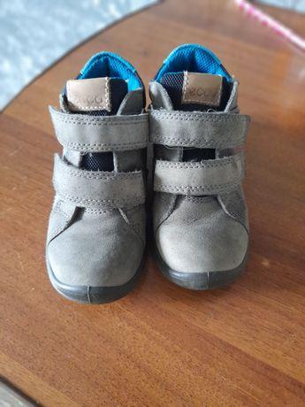 Дети ботинки Ecco р 24.