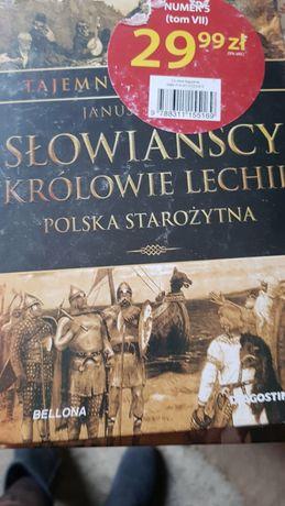 Słowiańscy Królowe Lechii Polska Starożytna