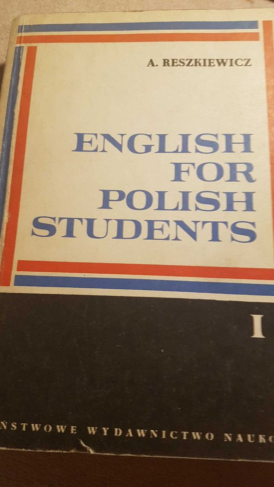 English for polish students - A. Reszkiewicz Legnica - image 1