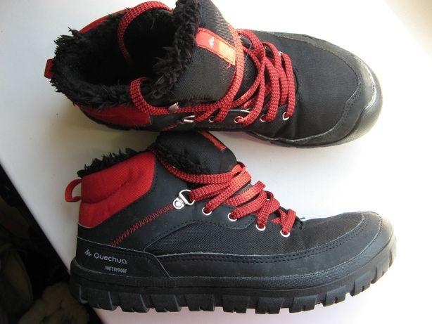 Ботинки Quechua p36(23см)