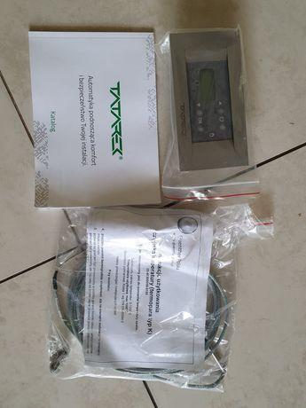 Regulator temperatury, optymalizator Tatarek + czujnik spalin