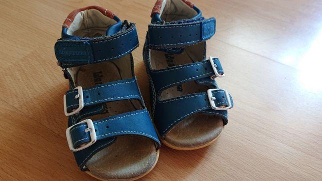 Детские сандалии(босоножки) ТМ Шалунишка 18р,резиновые сапоги
