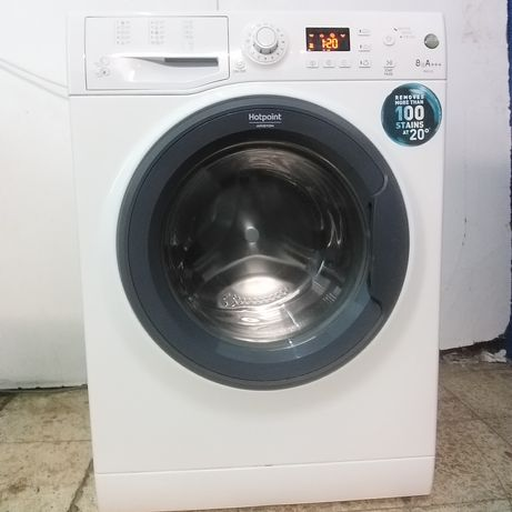 Máquina lavar roupa Ariston hotpoint 8kg. Entrego