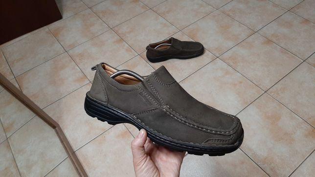 44р,28,5см,Кожаные ботинки,туфли,лоферы Dr. Jurgens (Др. Юргенс)