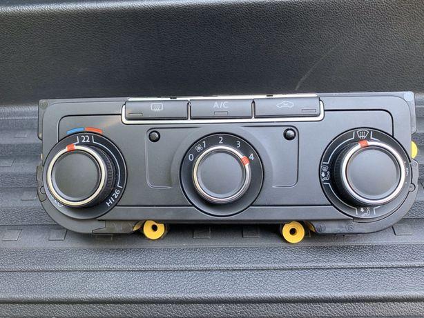 VW T6,Блок управления,климат,климатик,климатроник,кондиционер,2015