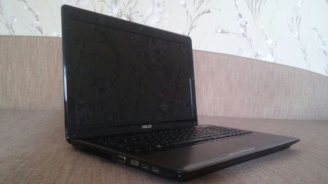 Продам ноутбук asus k52j