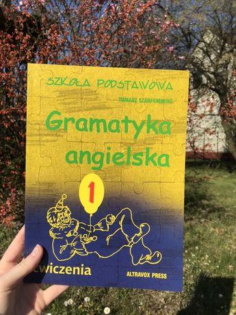 Gramatyka angielska na poziomie szkoły podstawowej cz.1