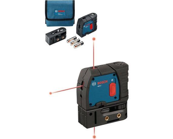 NOWY Bosch Laser 3 punktowy GPL3 Professional