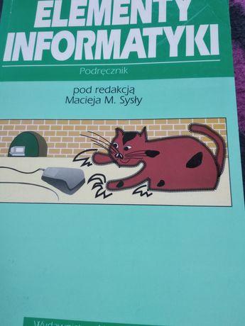 jak nowy podręcznik Elementy informatyki M.M.Sysła