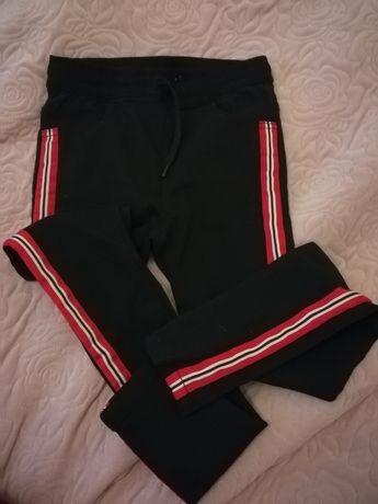 Spodnie r. 146 Reserved lampasy