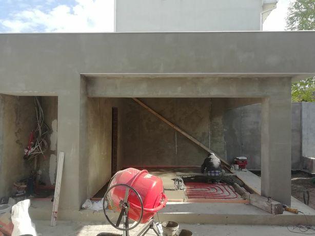 Строительные работы бригада строителей