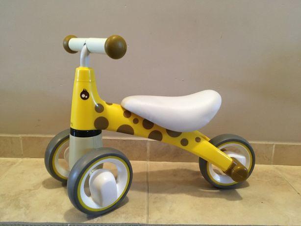 Rowerek biegowy EcoToys - Żyrafka