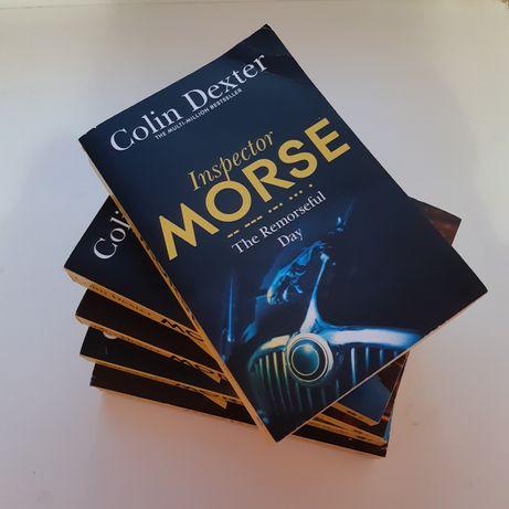 Colin Dexter: Inspector Morse. Детектив на английском, криминал