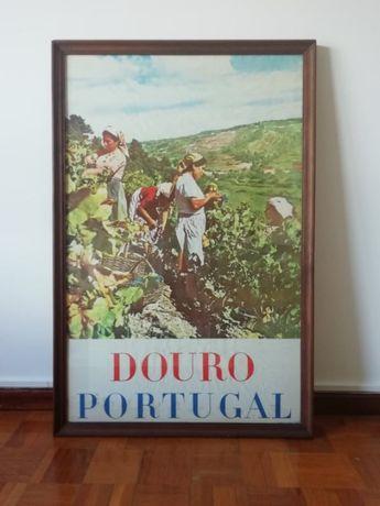 Quadro Antigo - Douro