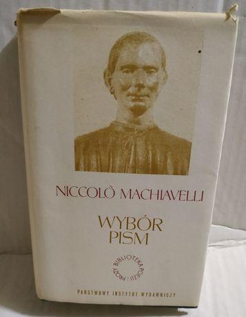 Machiavelli Niccolo Wybór pism A239
