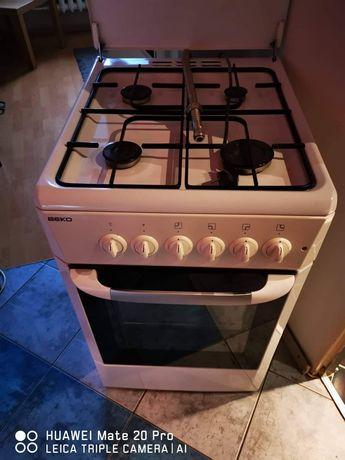 Kuchenka gazowo- elektryczna