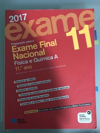 Manual de Preparação para o Exame de Física e Química - 11ºano