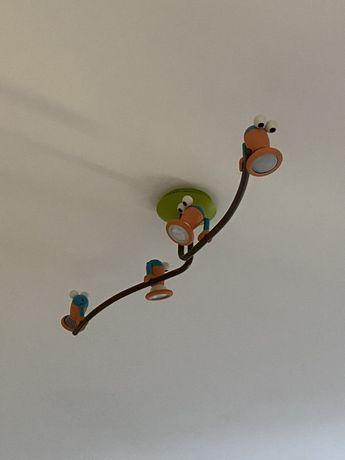 Lampa Phillips dziecięca listwowa