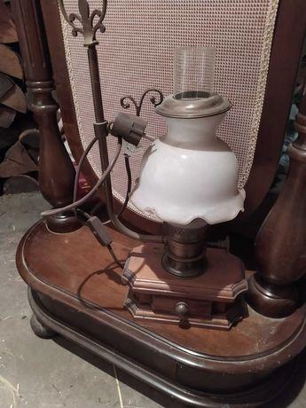 Sprzedam starą lampę stojącą