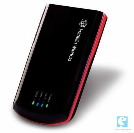 НОВЫЙ Мобильный роутер Franklin Wireless Mobile Hotspot R526
