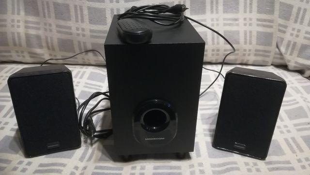 Zestaw głośników z subwoferem Modecom MC-S1