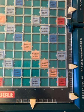 Scrabble travel mattel wersja polska