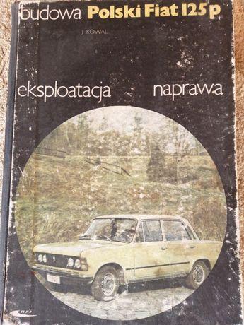Książka serwisowa Fiat 125p