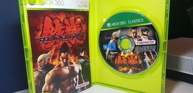 Tekken 6 na Xbox 360