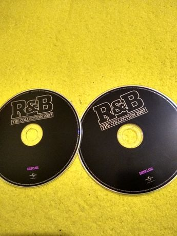 R&B The Collection 2007, 2CD
