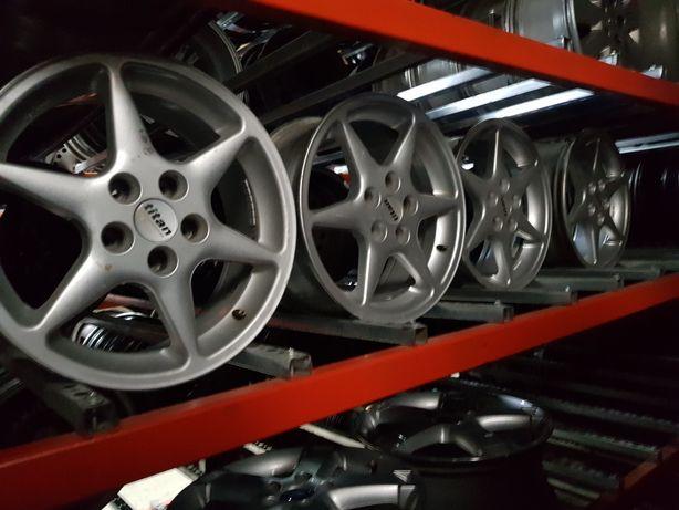 Felgi Aluminiowe Ford R16 5x108 ET38 7J