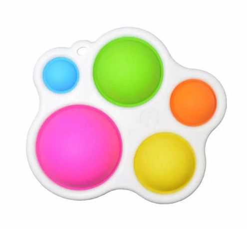 Игрушка Антистресс POP IT - Simple Dimple. НОВАЯ. BPA FREE