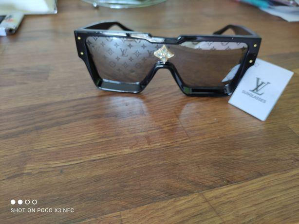 Óculos de sol LV Louis Vuitton Diagram Fall Season 2021 Novos