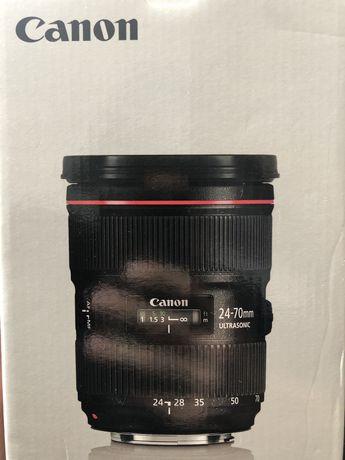 Sprzedam obiektyw EF 24-70 mm f/2.8L || USM