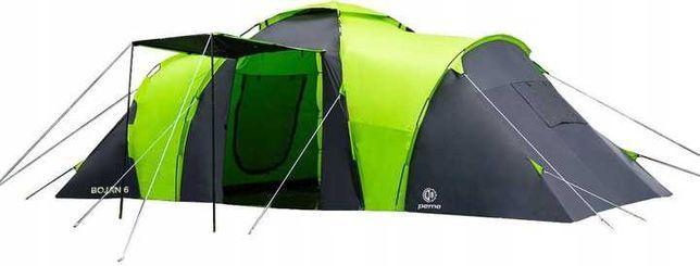 Namiot turystyczny Bojan 6 osobowy - PEME
