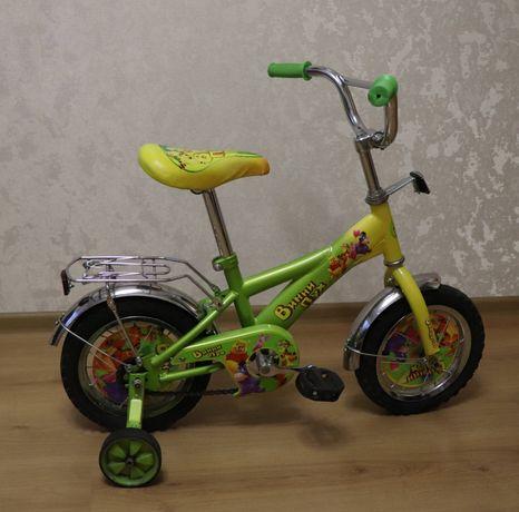 Велосипед детский 4-8 лет