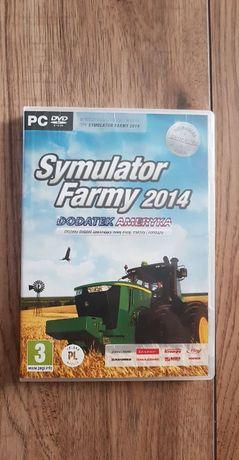 Gra PC Symulator Farmy Dodatek Ameryka