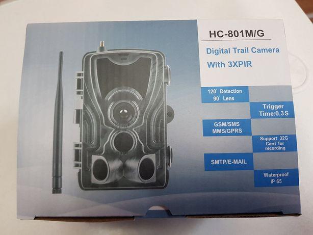 Fotopułapka HC-801G 3G MMS Kamera myśliwska Aparat