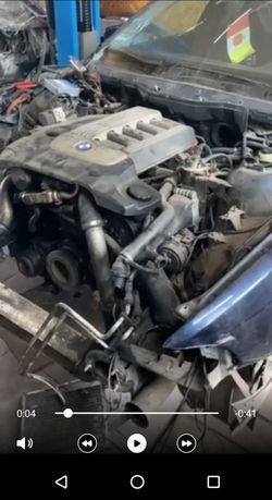 Мотор BMW M57 Рестаил