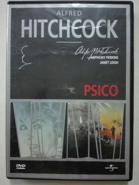 Filme DVD Psico Alfred Hitchcock