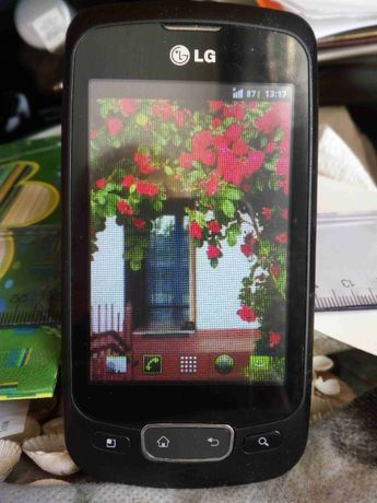 LG P500 stan idealny