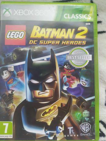 Gra LEGO Batman 2 Xbox 360