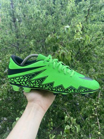 Nike Hypervenom бутсы оригинал найк 45 размер 44 копы футбольные копи