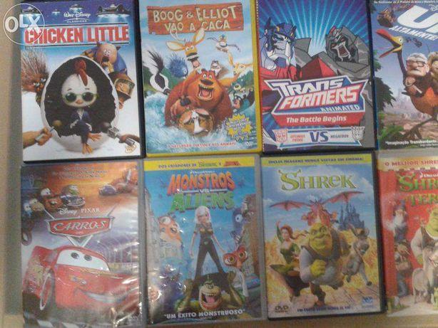 Filmes variados