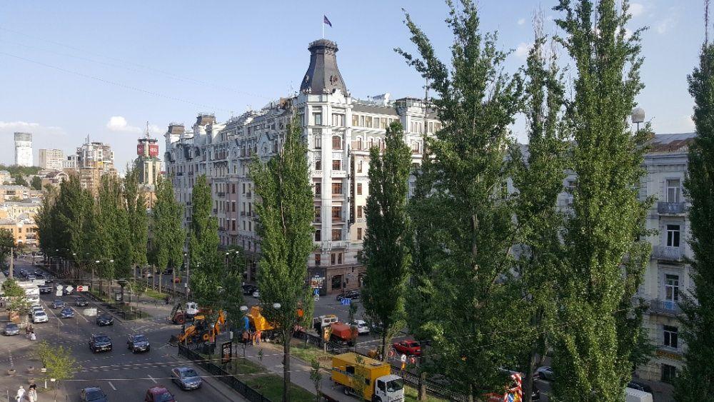 ХОЗЯИН 1-к. кв. студия на бульв. Шевченко возле Бессарабского рынк Киев - изображение 1